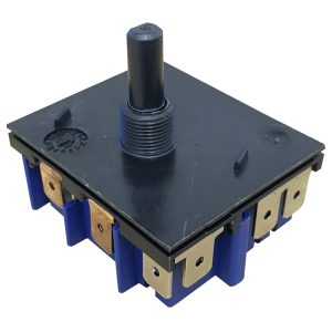 Universal Dual Switch Energy Regulator divided 15A 6mm Shaft suits W/H, Chef, Simpson, E/Lux, F/P